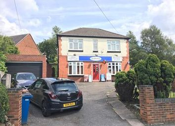 Thumbnail Retail premises for sale in Post Office, 2 Chapel Street, Mow Cop, Stoke On Trent, Staffordshire