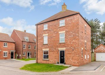 Thumbnail 4 bed detached house for sale in Stone Cross Court, Easingwold, York