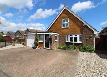Thumbnail Detached house for sale in Shaw Close, Newport Pagnell, Buckinghamshire