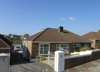 Thumbnail 3 bed bungalow to rent in Grainge Road, Plymouth, Devon