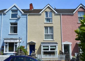 Thumbnail 4 bedroom town house for sale in Westbourne Place, Mumbles, Swansea