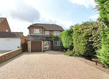 Thumbnail 4 bed detached house for sale in The Meadow, Copthorne, West Sussex