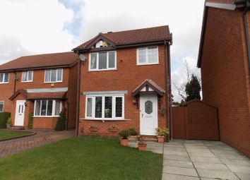 Thumbnail 3 bed detached house to rent in Wayfaring, Westhoughton, Bolton