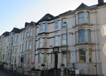 Thumbnail 1 bed flat for sale in Lipson Road, Mutley, Plymouth