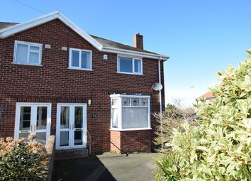 Thumbnail 3 bed semi-detached house for sale in Church Road, Rhos On Sea, Colwyn Bay