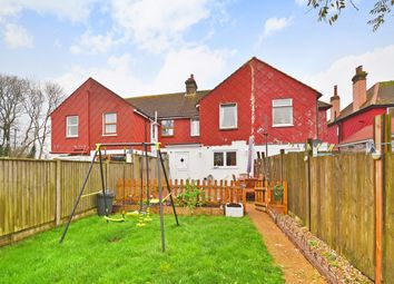 3 bed terraced house for sale in St Martins Road, Guston, Dover CT15