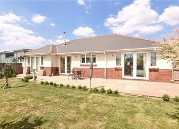 Thumbnail 3 bed detached bungalow for sale in Chickerell Road, Weymouth, Dorset