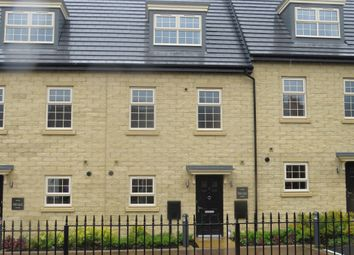 Thumbnail 4 bed terraced house for sale in Millfield Close, Ackworth, Pontefract