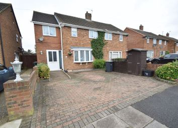 Thumbnail 3 bedroom semi-detached house for sale in Ravensthorpe, Luton
