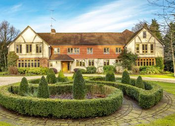 Thumbnail 7 bed detached house for sale in Compton Way, Farnham