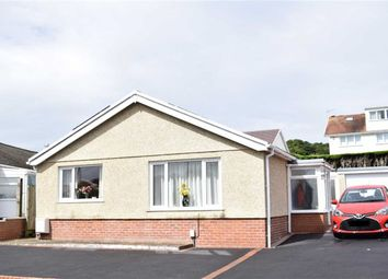 Thumbnail 3 bed detached bungalow for sale in Dulais Grove, Derwen Fawr, Sketty, Swansea