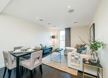 Thumbnail 2 bed flat for sale in Moore House, Grosvenor Waterside, 2 Gatliff Road, Chelsea, London