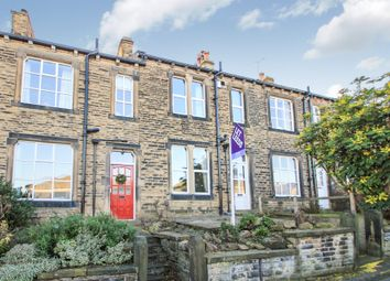 Thumbnail 2 bed terraced house to rent in Rushton Street, Calverley, Pudsey