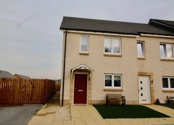 Thumbnail 3 bed end terrace house for sale in 19A Weir Crescent, Chasefield Loan, Denny