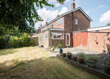 Thumbnail 3 bed semi-detached house for sale in Bakers Meadow, Doddinghurst, Brentwood
