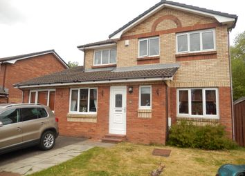 Thumbnail 5 bed detached house for sale in Senate Place, Motherwell