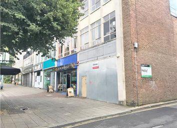 Thumbnail Retail premises to let in 63, Cornwall Street, Plymouth, Devon
