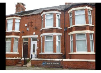 Thumbnail 3 bed terraced house to rent in Grasville Road, Wirral