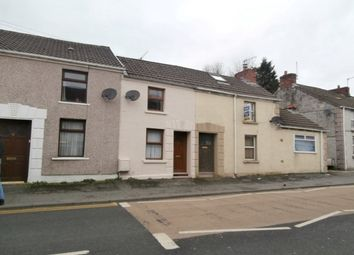 Thumbnail 2 bed terraced house to rent in Bridge Street, Llangennech, Llanelli