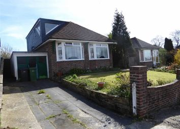 Thumbnail 4 bed detached bungalow for sale in Shirley Drive, St Leonards-On-Sea, East Sussex