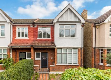Thumbnail 4 bed semi-detached house to rent in Burlington Lane, Chiswick, London