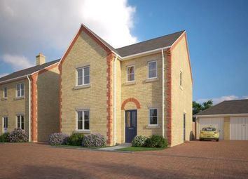 Thumbnail 3 bed detached house for sale in Off Richmond Road, Donwham Market, Norfolk
