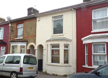 Thumbnail 2 bed terraced house for sale in Granville Road, Sheerness, Kent