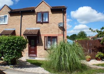 Thumbnail 1 bed semi-detached house to rent in Kingfisher Drive, Westbury