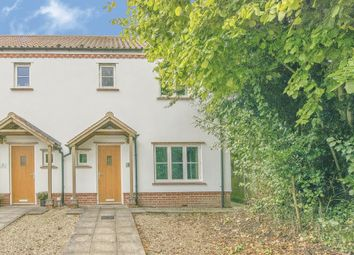 Thumbnail 3 bed semi-detached house for sale in Fengate, Marsham, Norwich