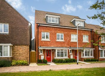 Thumbnail 3 bed semi-detached house for sale in Harrier Drive, Finberry, Ashford