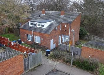 Thumbnail 2 bedroom semi-detached house for sale in Woodcroft, Harlow, Essex