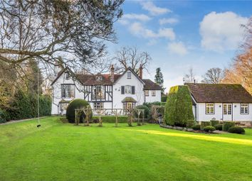 Thumbnail 6 bed detached house for sale in Rectory Lane, Ightham, Sevenoaks