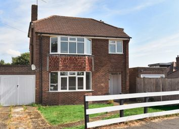 Thumbnail 3 bed link-detached house for sale in Lightwater, Surrey