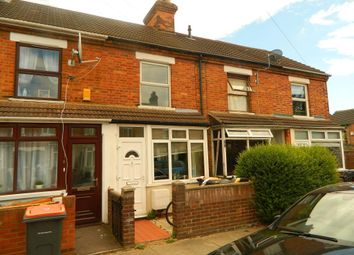 Thumbnail 2 bed terraced house to rent in Gratton Road, Bedford, Bedford, Beds