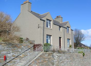 Thumbnail 3 bed detached house for sale in Fernleigh, Back Road, Stromness, Orkney
