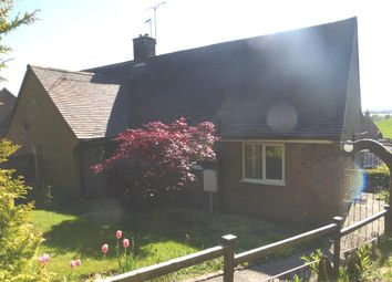 Thumbnail 2 bed semi-detached bungalow for sale in Cross Side, Clifton, Ashbourne