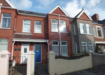 Thumbnail 3 bed terraced house for sale in Nantucket Avenue, Milford Haven, Pembrokeshire