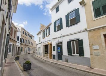 Thumbnail 5 bed town house for sale in Mahon, Mahon, Balearic Islands, Spain