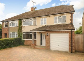 Thumbnail 4 bed semi-detached house to rent in Besselsleigh Road, Wootton, Abingdon