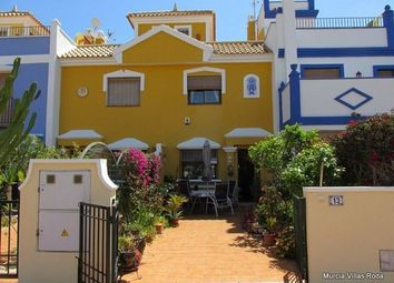 Thumbnail 2 bed town house for sale in Spain, Valencia, Murcia, Roda Golf