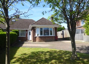 Thumbnail 3 bedroom bungalow to rent in Meadway, Dunstable