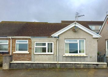 Thumbnail 2 bed semi-detached bungalow to rent in Cambrian Road, Neyland