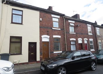 Thumbnail 2 bedroom terraced house to rent in 20 Rutland Street, Hanley