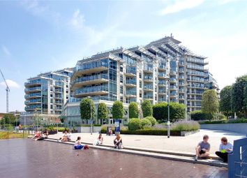 Thumbnail 3 bed flat for sale in Discovery House, Battersea Reach, London