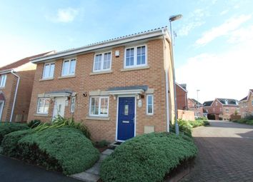 Thumbnail 2 bedroom semi-detached house for sale in Mountbatten Way, Chilwell, Beeston, Nottingham