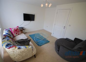 Thumbnail 4 bedroom semi-detached house to rent in Addington Avenue, Wolverton, Milton Keynes