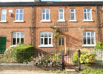 Thumbnail 2 bed terraced house for sale in Brassington Terrace, Den Lane, Crewe