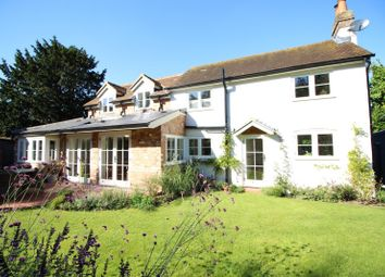 Thumbnail 3 bed detached house for sale in The Hamlet, Gallowstree Common