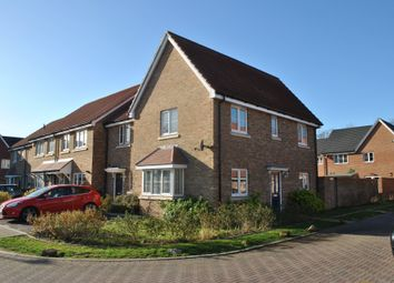 Thumbnail 3 bed end terrace house to rent in Magnolia Way, Cheshunt