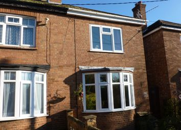 Thumbnail 3 bed semi-detached house for sale in Rosemary Lane, Chatteris